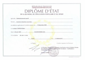 Diplome Didier